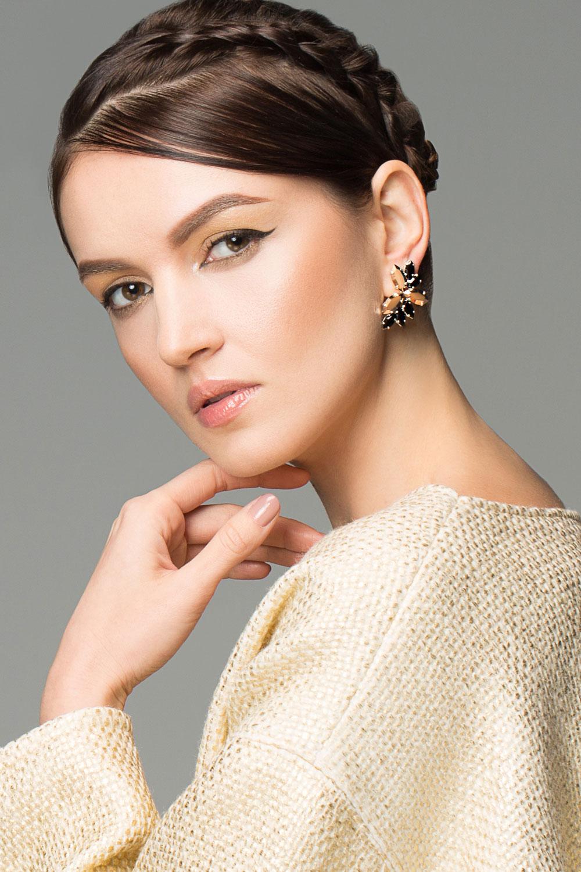 JE16F2016-Cercei-Josephine-colectia-noua-toamna-iarna-2016-#16-cristale-swarovski-negru-auriu-rose_