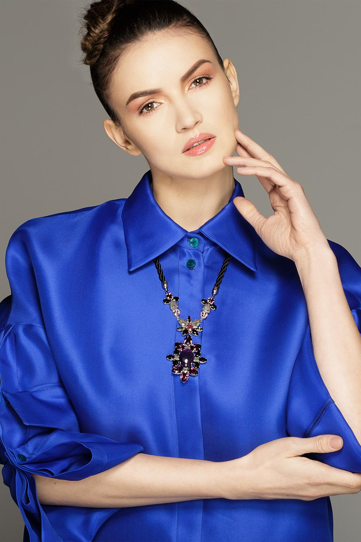 L\\'Amethyste de Josephine necklace